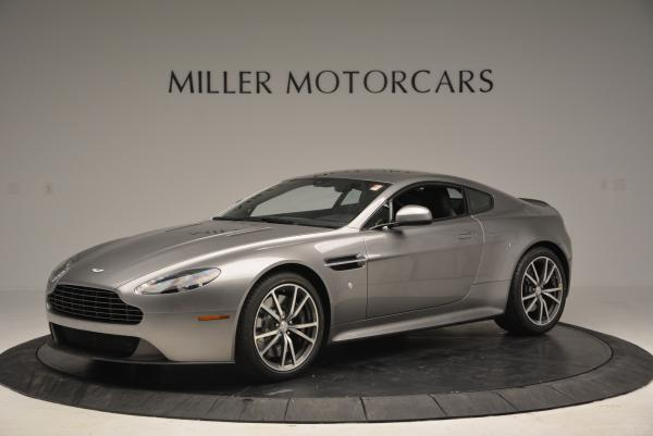 Used 2016 Aston Martin V8 Vantage GT Coupe for sale Sold at Maserati of Greenwich in Greenwich CT 06830 1