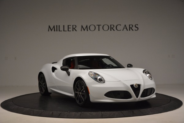 New 2016 Alfa Romeo 4C Coupe for sale Sold at Maserati of Greenwich in Greenwich CT 06830 11