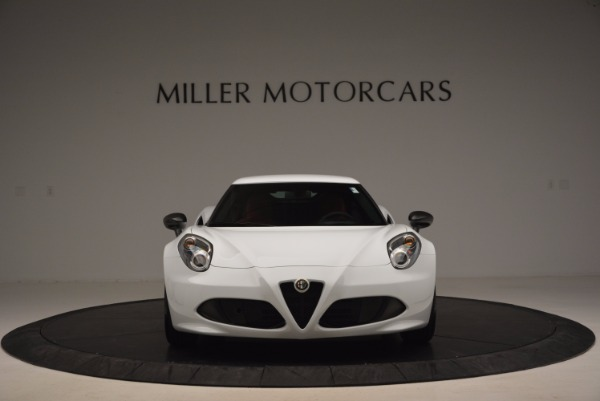 New 2016 Alfa Romeo 4C Coupe for sale Sold at Maserati of Greenwich in Greenwich CT 06830 12