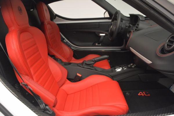 New 2016 Alfa Romeo 4C Coupe for sale Sold at Maserati of Greenwich in Greenwich CT 06830 18
