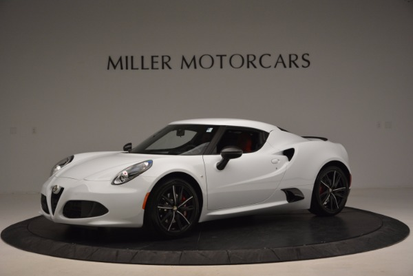 New 2016 Alfa Romeo 4C Coupe for sale Sold at Maserati of Greenwich in Greenwich CT 06830 2