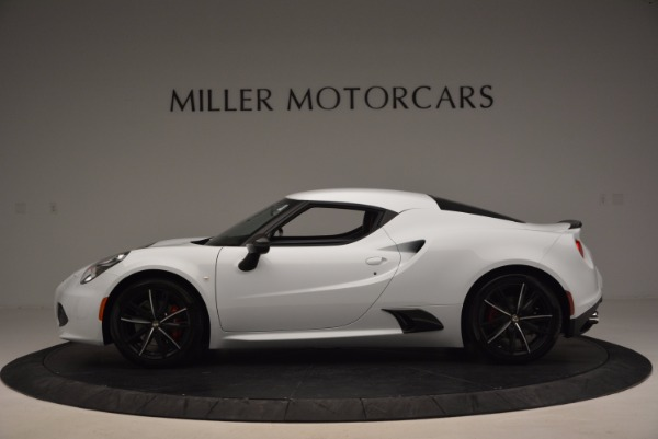 New 2016 Alfa Romeo 4C Coupe for sale Sold at Maserati of Greenwich in Greenwich CT 06830 3