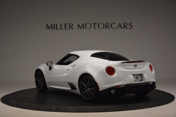 New 2016 Alfa Romeo 4C Coupe for sale Sold at Maserati of Greenwich in Greenwich CT 06830 5