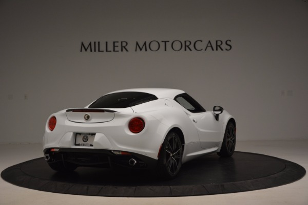 New 2016 Alfa Romeo 4C Coupe for sale Sold at Maserati of Greenwich in Greenwich CT 06830 7