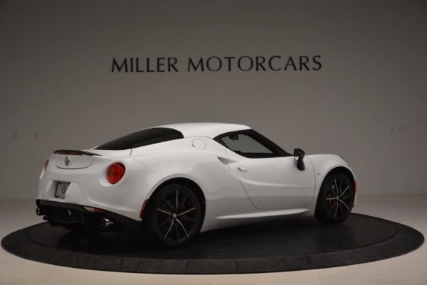New 2016 Alfa Romeo 4C Coupe for sale Sold at Maserati of Greenwich in Greenwich CT 06830 8