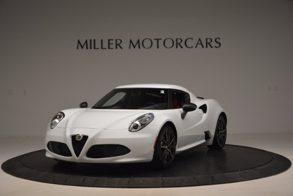 New 2016 Alfa Romeo 4C Coupe for sale Sold at Maserati of Greenwich in Greenwich CT 06830 1