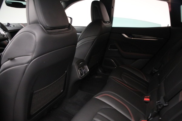 New 2017 Maserati Levante S for sale Sold at Maserati of Greenwich in Greenwich CT 06830 16