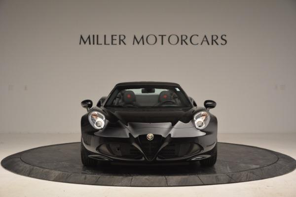 New 2016 Alfa Romeo 4C Spider for sale Sold at Maserati of Greenwich in Greenwich CT 06830 12