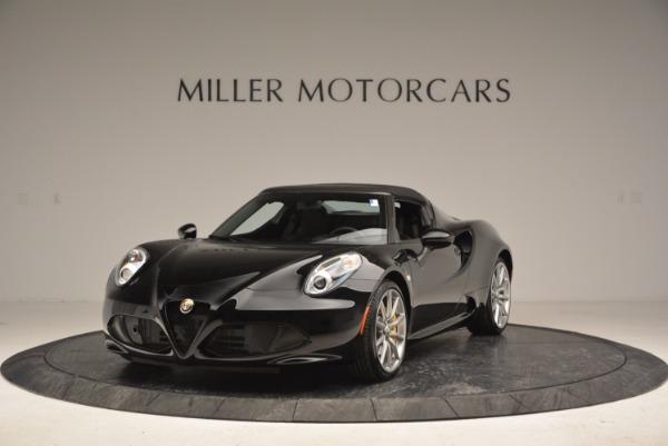 New 2016 Alfa Romeo 4C Spider for sale Sold at Maserati of Greenwich in Greenwich CT 06830 13