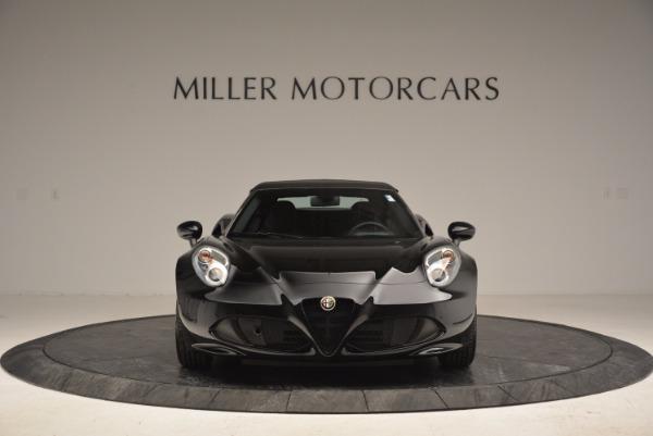 New 2016 Alfa Romeo 4C Spider for sale Sold at Maserati of Greenwich in Greenwich CT 06830 24