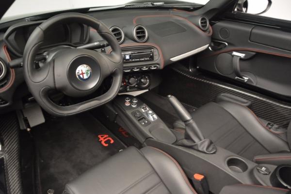 New 2016 Alfa Romeo 4C Spider for sale Sold at Maserati of Greenwich in Greenwich CT 06830 25