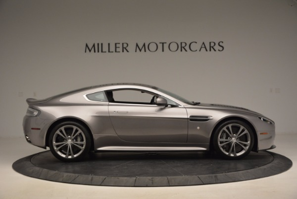 Used 2012 Aston Martin V12 Vantage for sale Sold at Maserati of Greenwich in Greenwich CT 06830 9