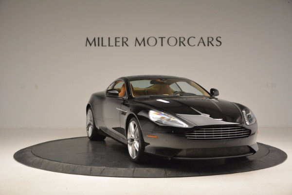 Used 2014 Aston Martin DB9 for sale Sold at Maserati of Greenwich in Greenwich CT 06830 11