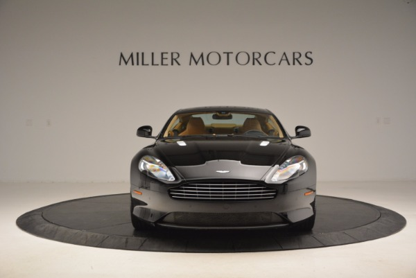 Used 2014 Aston Martin DB9 for sale Sold at Maserati of Greenwich in Greenwich CT 06830 12