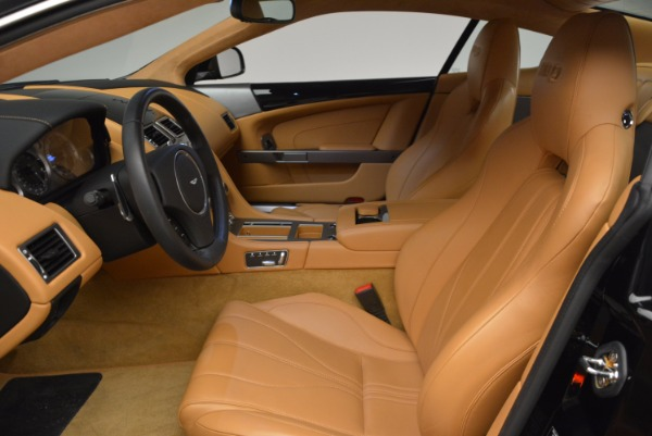 Used 2014 Aston Martin DB9 for sale Sold at Maserati of Greenwich in Greenwich CT 06830 13