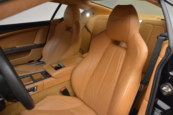 Used 2014 Aston Martin DB9 for sale Sold at Maserati of Greenwich in Greenwich CT 06830 15
