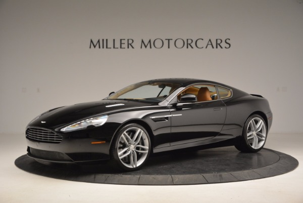 Used 2014 Aston Martin DB9 for sale Sold at Maserati of Greenwich in Greenwich CT 06830 2