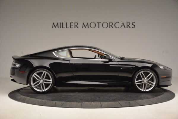 Used 2014 Aston Martin DB9 for sale Sold at Maserati of Greenwich in Greenwich CT 06830 9