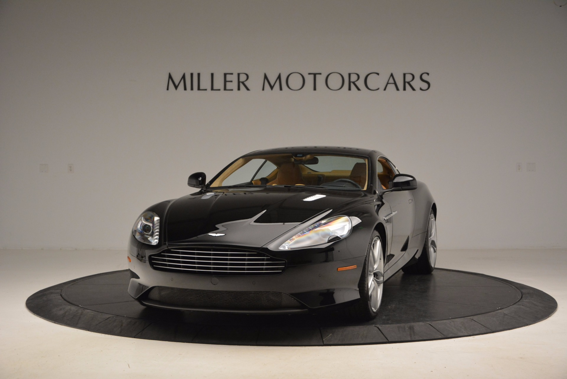 Used 2014 Aston Martin DB9 for sale Sold at Maserati of Greenwich in Greenwich CT 06830 1