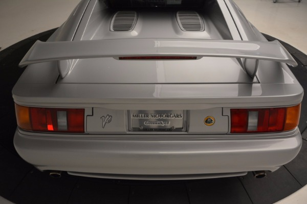 Used 2001 Lotus Esprit for sale Sold at Maserati of Greenwich in Greenwich CT 06830 21