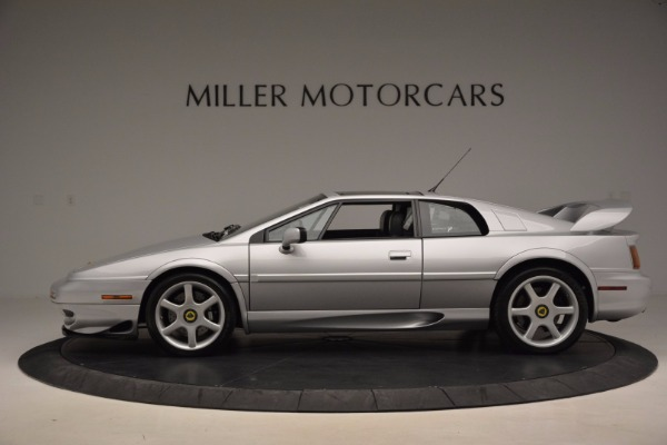 Used 2001 Lotus Esprit for sale Sold at Maserati of Greenwich in Greenwich CT 06830 3