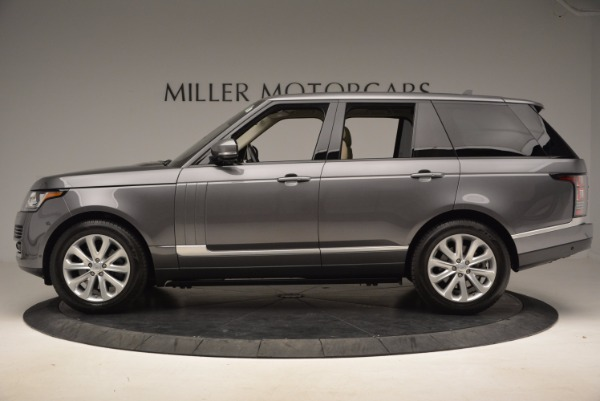 Used 2016 Land Rover Range Rover HSE TD6 for sale Sold at Maserati of Greenwich in Greenwich CT 06830 3